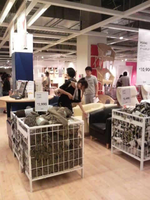 No.107 IKEA上陸!