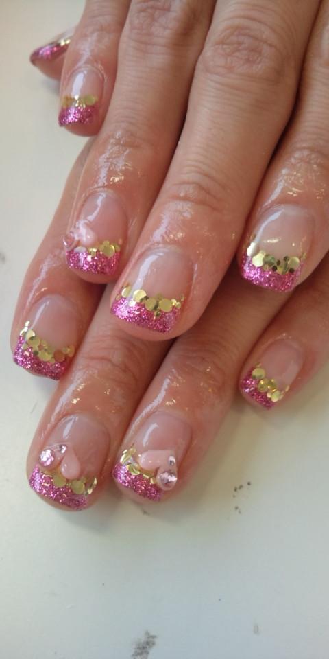 PRIME No.261「PINK!!nail<br />  」