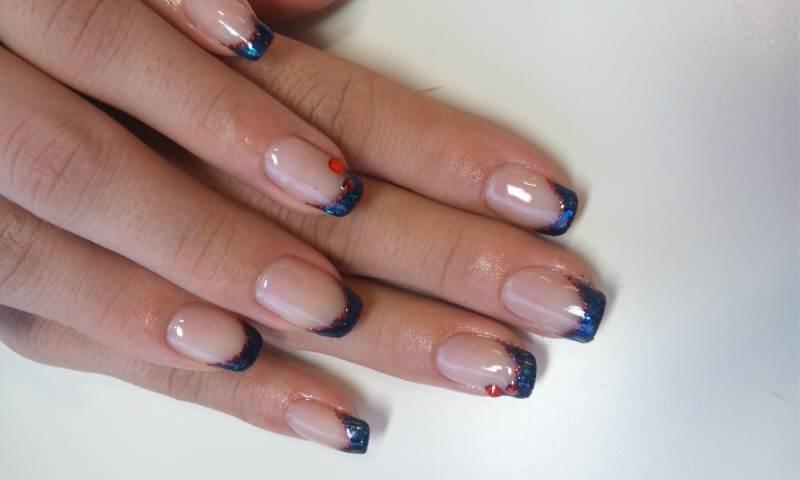PRIME  No.373 「×赤nail <br />  」