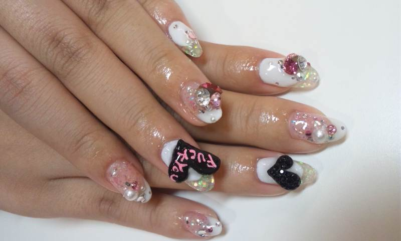 PRIME  No. 380「成人式nail<br />  」